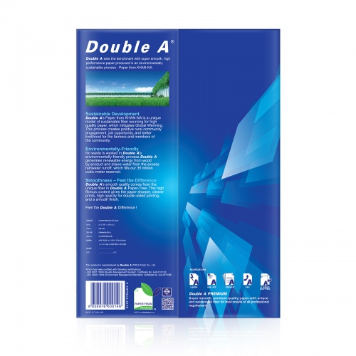 Paper Double A (A category), A3, 80g, 500 sheets
