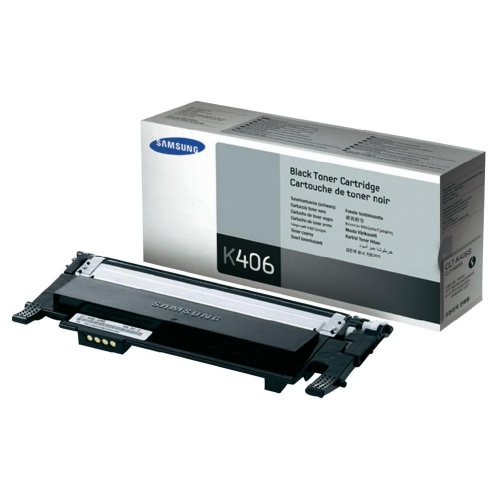 Samsung Cartridge Black CLT-K406S/ELS (SU118A)