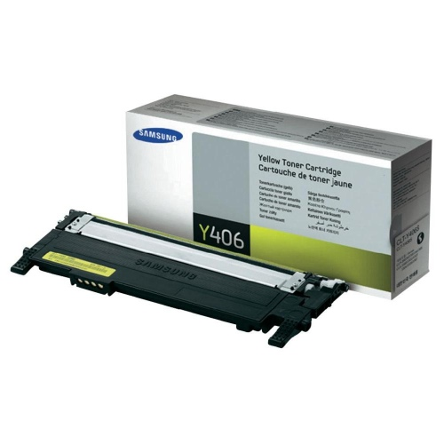 Samsung Cartridge Yellow CLT-Y406S/ELS (SU462A)