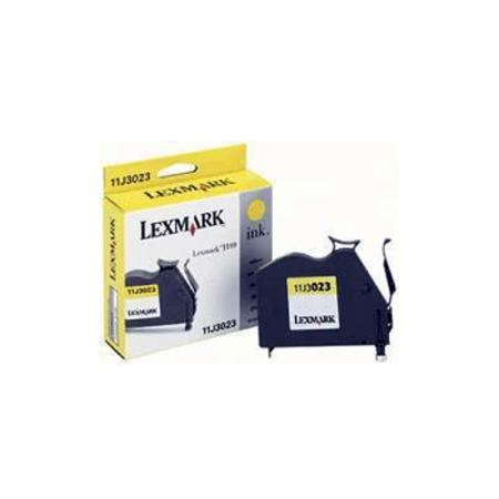 Lexmark 11J3023 Yellow Ink Cartridge