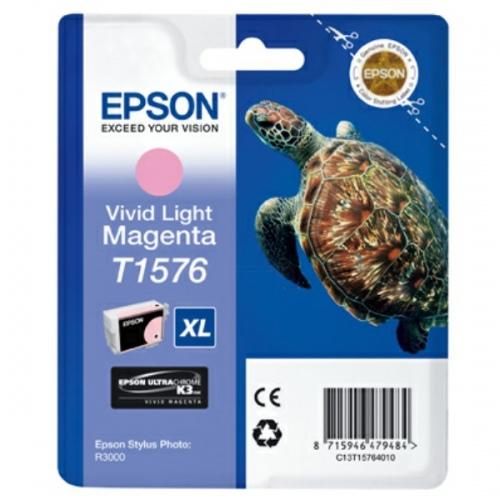 Epson Ink Vivid Light Magenta (C13T15764010)