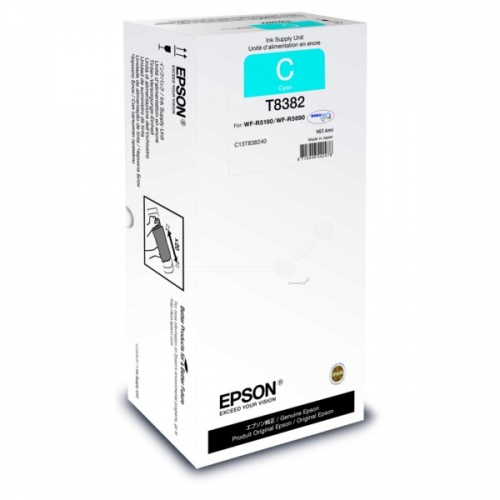 Epson Ink Cyan XL (C13T838240) 167ml