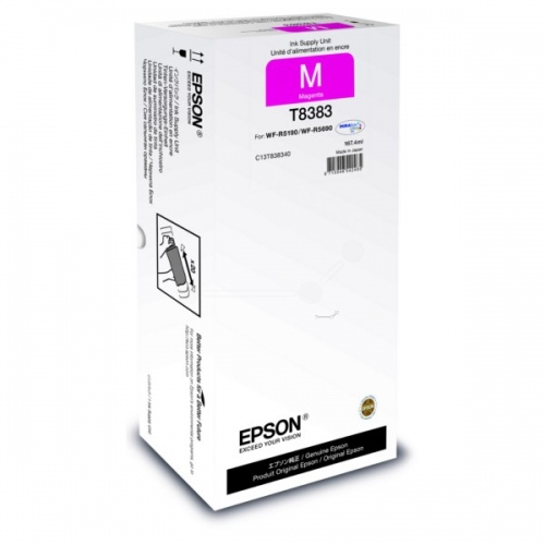 Epson Ink Magenta XL (C13T838340) 167ml