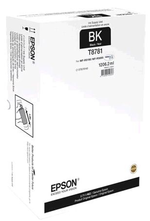 Epson Ink Black XXL (C13T878140) 1200ml