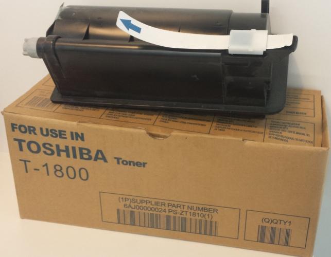 Compatible Toshiba T1800 Black, 10000 p.
