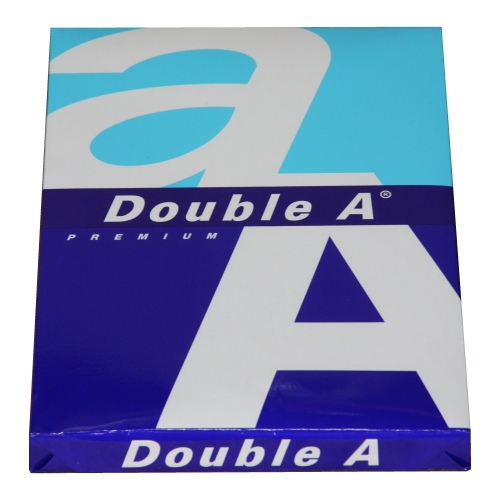 Paper Double A (A category), A4, 70g, 500 sheets