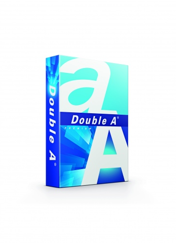 Paper Double A (A category), A4, 80g, 100 sheets