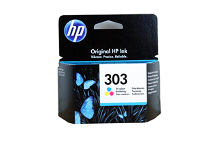 HP Ink No.303 Color (T6N01AE#UUS)