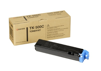 Kyocera Toner TK-500 Cyan 8k (370PD5KW)