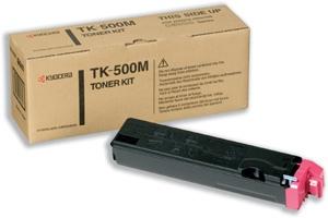 Kyocera Toner TK-500 Magenta 8k (370PD4KW)