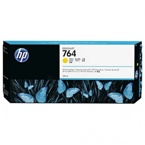 HP Ink No.764 Yellow (C1Q15A)