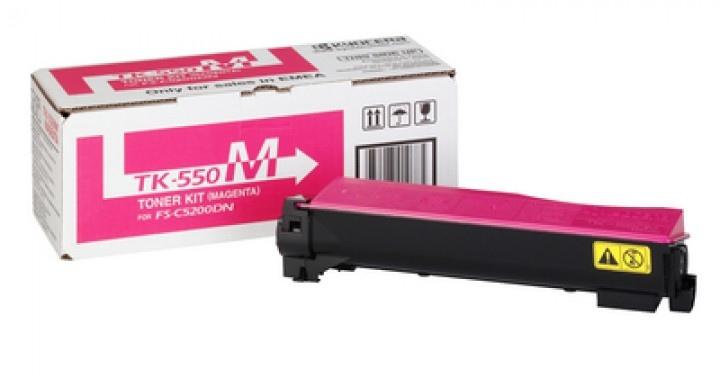 Kyocera Toner TK-550 Magenta (1T02HMBEU0)