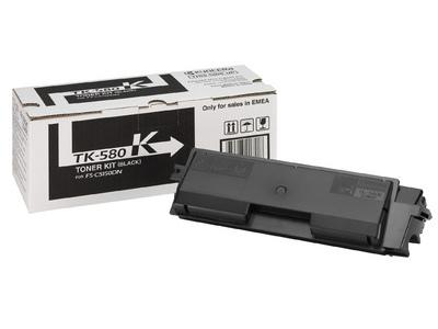 Kyocera Toner TK-580 Black (1T02KT0NL0)