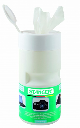 STANGER Cleaning Tissues, 100 pcs