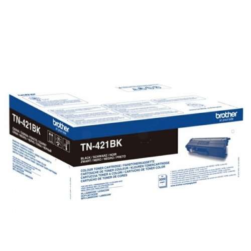 Brother Toner TN-421 Black 3k (TN421BK)