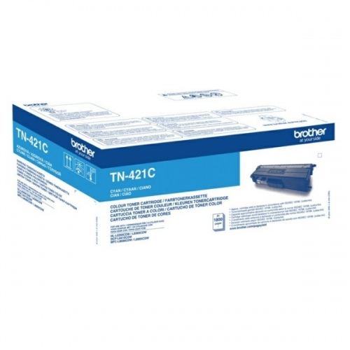 Brother Toner TN-421 Cyan 1,8k (TN421C)