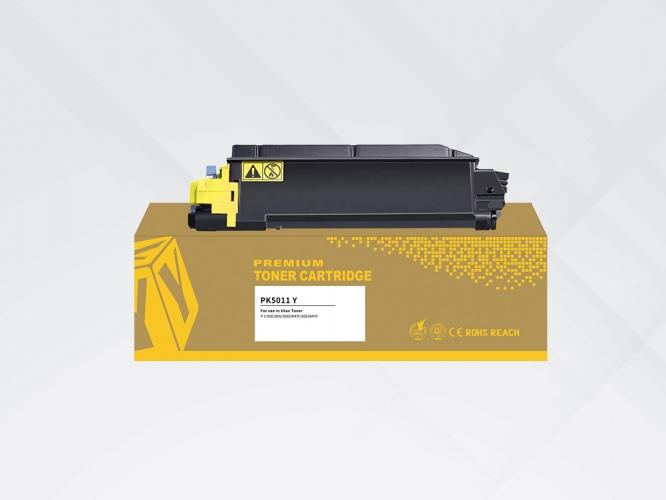 Compatible HYB Triumph Adler - Utax P-C 3065/ 3061/ 3060 PK5011Y Yellow, 5000 p.