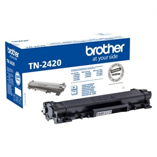 Brother Cartridge TN-2420 Black (TN2420)