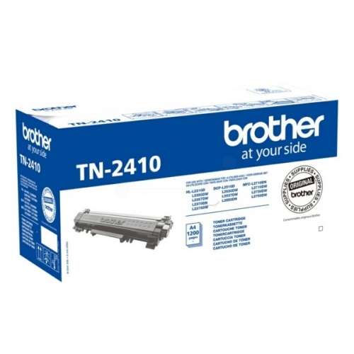 Brother Cartridge TN-2410 Black (TN2410)