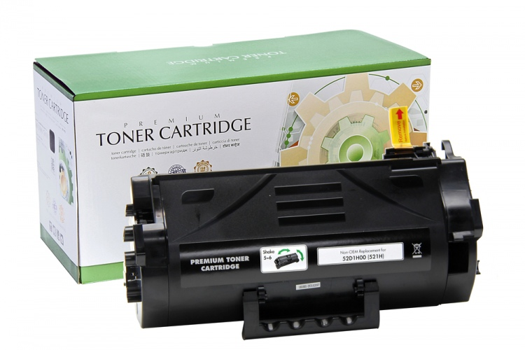 Compatible Static-Control Lexmark 522H (MS710/MS711/MS810/MS811/MS812) (52D2H00)