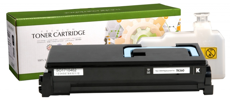 Compatible Static-Control Kyocera TK-560K