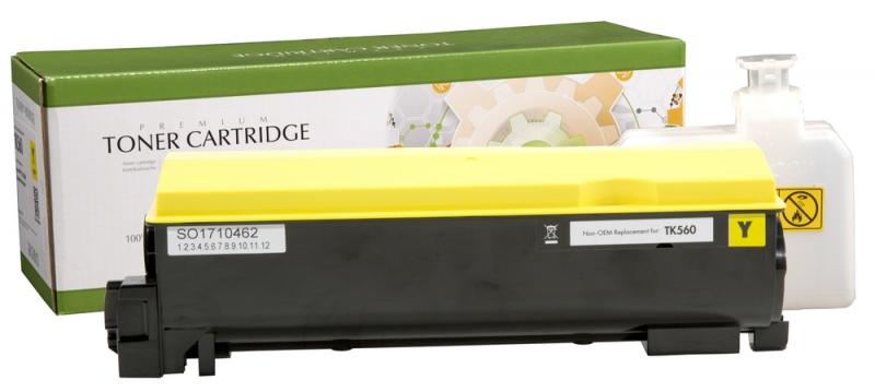 Compatible Static-Control Kyocera TK-560Y