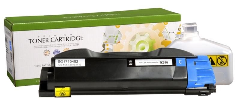 Compatible Static-Control Kyocera TK-590C