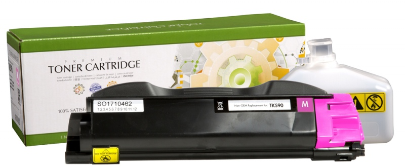 Compatible Static-Control Kyocera TK-590M