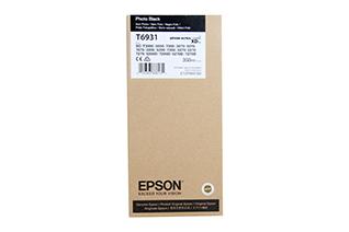 Epson Ink Photo Black HC (C13T693100)