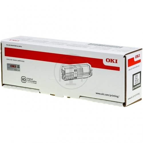 Oki Toner C532 / MC573 Black 7k (46490608)