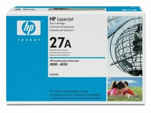 Hewlett-Packard Black C4127A