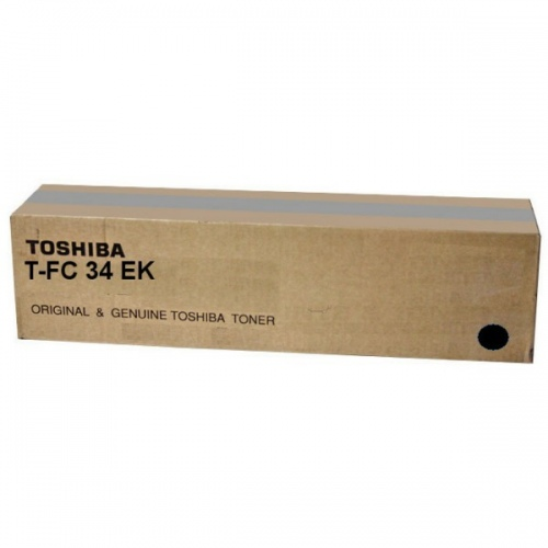 Toshiba toner cartridge black (6A000001530, TFC34EK)