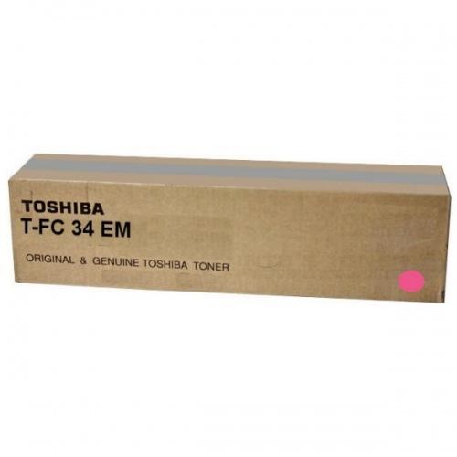 Toshiba Toner T-FC34EM Magenta (6A000001533)