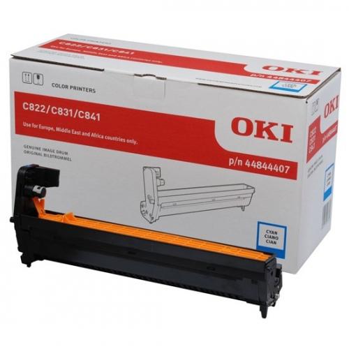 OKI C822/831/841 Cyan 30K 44844407