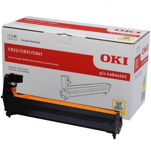 OKI C822/831/841 Geltona 30K 44844405
