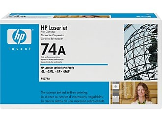 Hewlett-Packard Black 92274A
