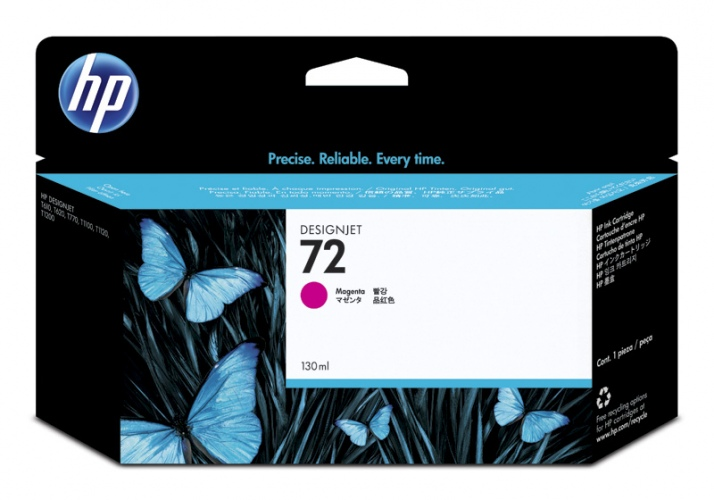 HP Ink No.72 Magenta (C9372A)