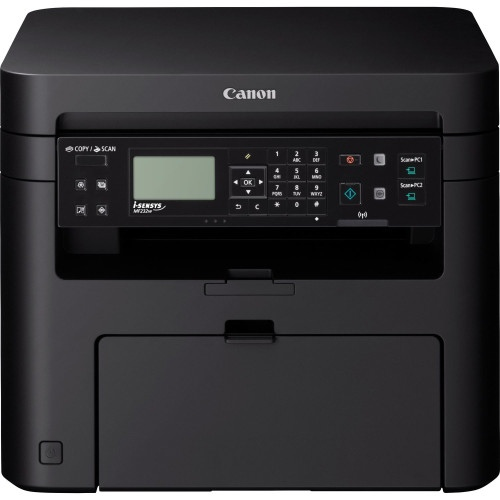 Multi Function Printer Canon LASER I-SENSYS MFP MONO MF232w