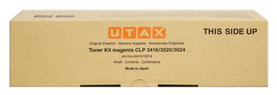 Utax / TA Toner CLP 3416 8k Cyan (4441610011/ 4441610111)