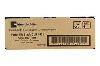 Triumph Adler Toner CLP 4521/ Utax Toner CLP 3521 Black (4452110115/ 4452110010)