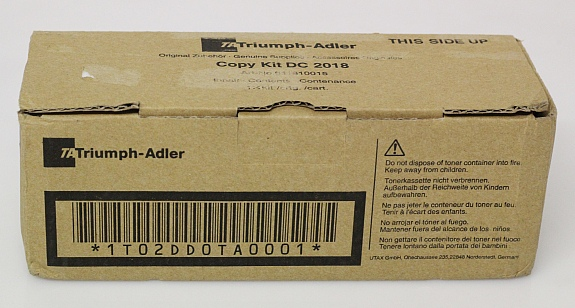 Triumph Adler DC2018/Utax CD1018