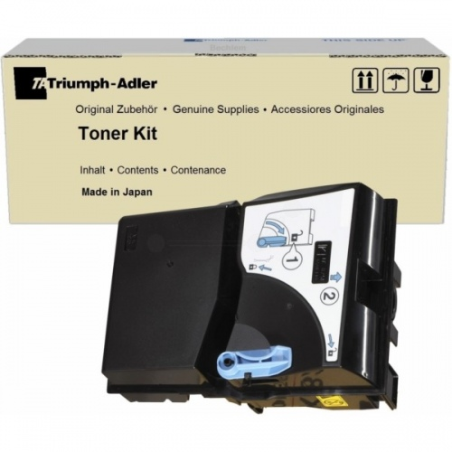Triumph Adler Copy Kit DC-2520/ Utax Toner CDC 1520 Black (652010115/ 652010010)