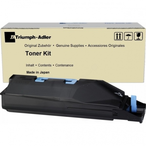 Triumph Adler Copy Kit DCC 2725/ Utax Toner CDC 1725 Black (652510115/ 652510010)