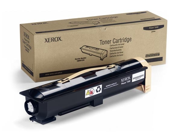 Xerox Cartridge 5550 Black (106R01294)
