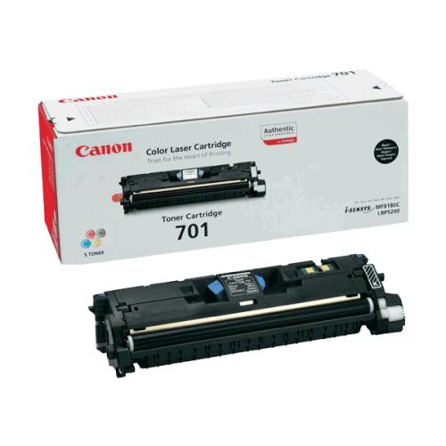 Canon Cartridge 701 Black (9287A003)