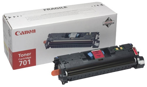 Canon Cartridge 701 Magenta (9285A003)