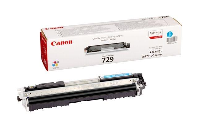 Canon Cartridge 729 Cyan (4369B002)