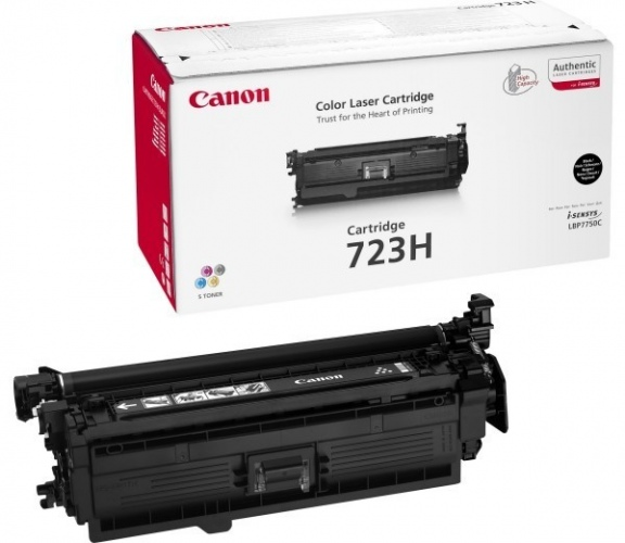 Canon Cartridge 723 Black HC (2645B002)