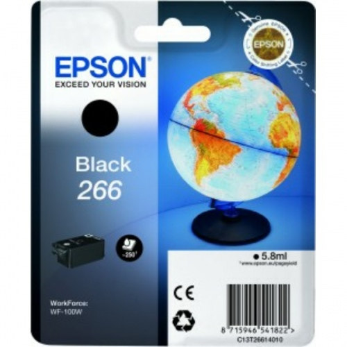Epson Ink Black No.266 (C13T26614010)
