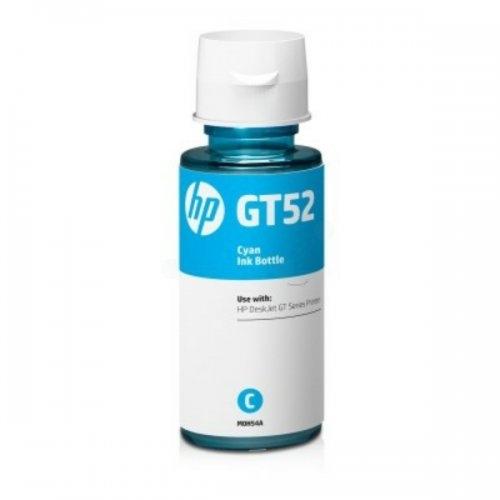 HP GT52 70-ml Cyan Original Ink Bottle (M0H54AE)
